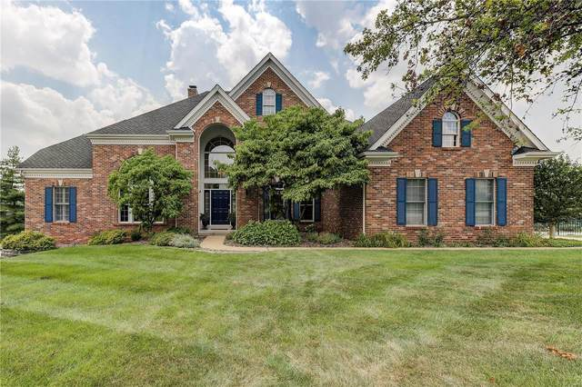1760 Stifel Lane Drive, Chesterfield, MO 63017 (#21055228) :: Kelly Hager Group   TdD Premier Real Estate