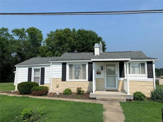 127 S Lawn Avenue, O'Fallon, IL 62269 (#21055262) :: Hartmann Realtors Inc.