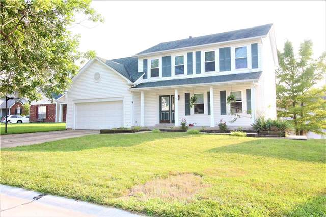 1207 Saddlemaker Drive, Saint Charles, MO 63304 (#21055270) :: Terry Gannon | Re/Max Results