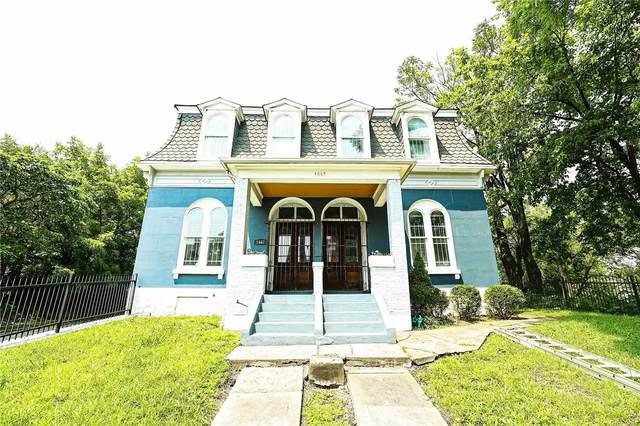 1447 E Grand Boulevard, St Louis, MO 63107 (#21055285) :: Palmer House Realty LLC