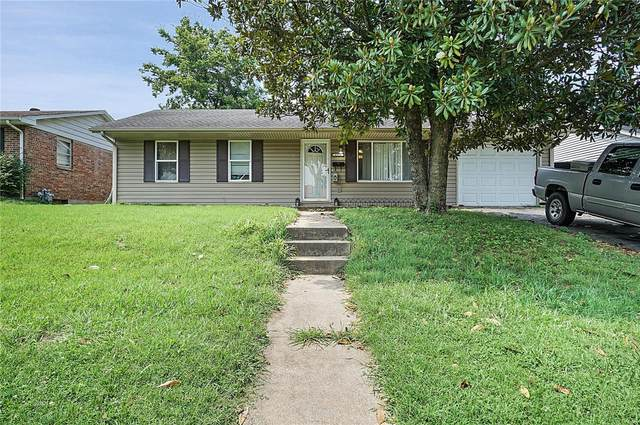 1123 State Street, Collinsville, IL 62234 (#21055289) :: Parson Realty Group