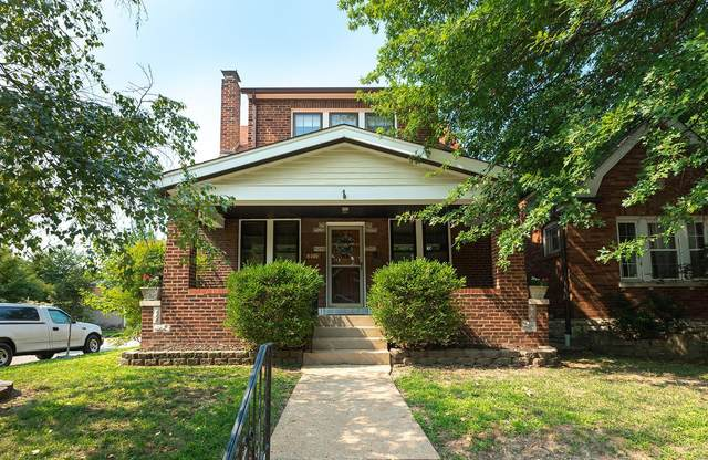 4100 Alma Avenue, St Louis, MO 63116 (#21055348) :: Kelly Hager Group | TdD Premier Real Estate