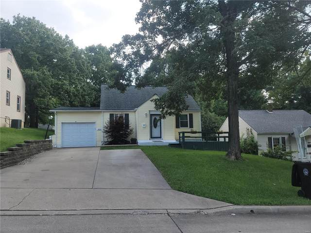 502 N 28th Street, Belleville, IL 62226 (#21055379) :: Hartmann Realtors Inc.