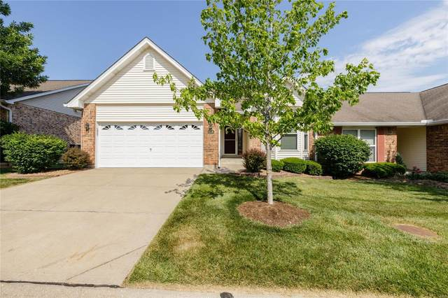 3140 Country Bluff Drive 34A, Saint Charles, MO 63301 (#21055395) :: Terry Gannon | Re/Max Results