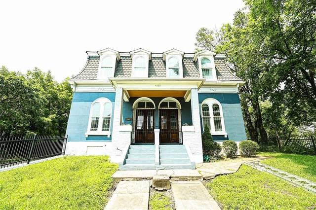 1447 E Grand Boulevard, St Louis, MO 63107 (#21055396) :: Palmer House Realty LLC
