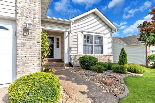 1138 Silo Bend Drive, Wentzville, MO 63385 (#21055426) :: Terry Gannon | Re/Max Results