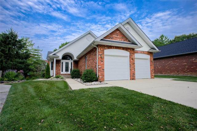 16 Eagle Court, Edwardsville, IL 62025 (#21055431) :: The Becky O'Neill Power Home Selling Team