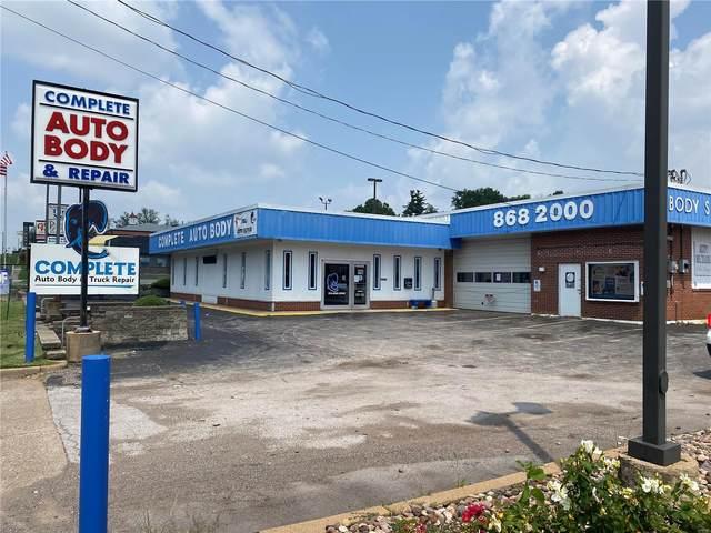 10100 W Florissant Avenue, St Louis, MO 63136 (#21055451) :: Jenna Davis Homes LLC
