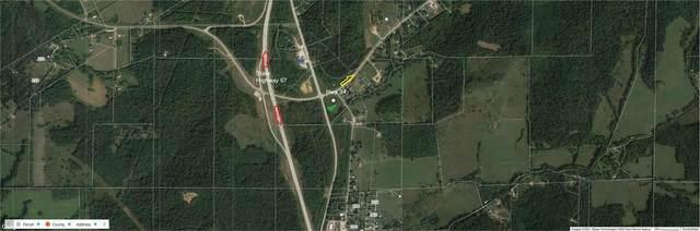 0 Highway 67 & 34, Greenville, MO 63944 (#21055461) :: Jenna Davis Homes LLC