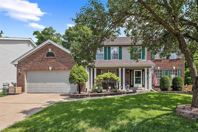 916 Zohner Court, Florissant, MO 63031 (#21055463) :: Terry Gannon | Re/Max Results