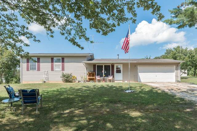 164 Surrey Drive, Troy, MO 63379 (#21055484) :: Parson Realty Group