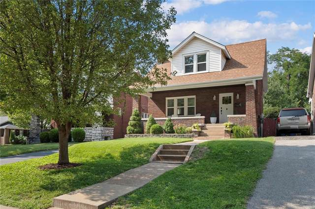 7579 Dale Avenue, St Louis, MO 63117 (#21055536) :: Kelly Hager Group   TdD Premier Real Estate