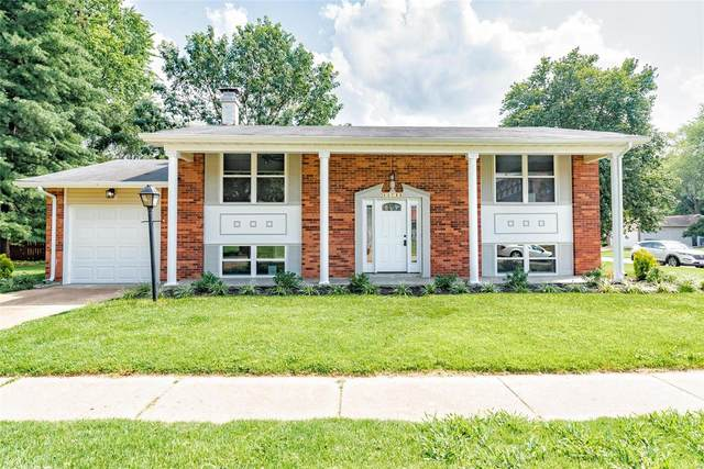 11742 Penmar, Maryland Heights, MO 63043 (#21055540) :: Terry Gannon   Re/Max Results