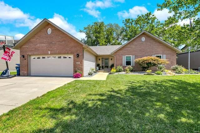 17 Cedar Mill, Troy, IL 62294 (#21055542) :: Hartmann Realtors Inc.