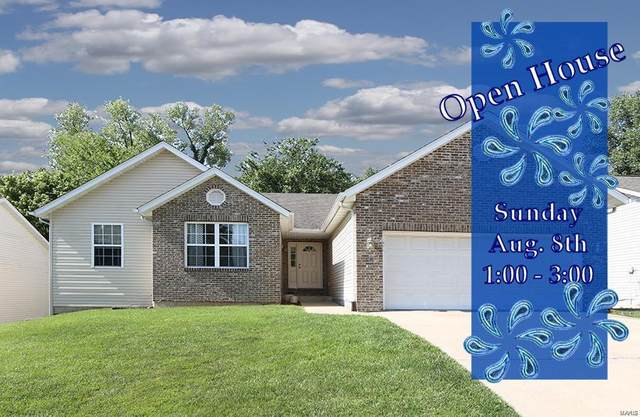 2118 Streamview Court, O'Fallon, IL 62269 (#21055547) :: Hartmann Realtors Inc.