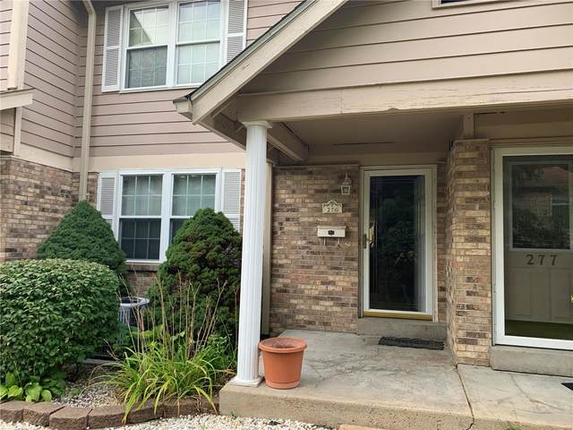 276 Carmel Woods, Ellisville, MO 63021 (#21055555) :: Terry Gannon | Re/Max Results