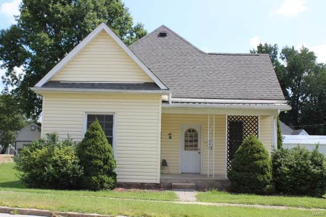 406 N 5th, Elsberry, MO 63343 (#21055569) :: Parson Realty Group
