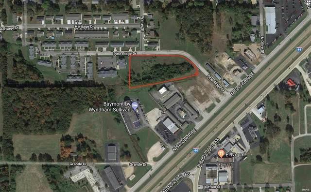 0 Pine Ridge, Sullivan, MO 63080 (#21055577) :: Parson Realty Group