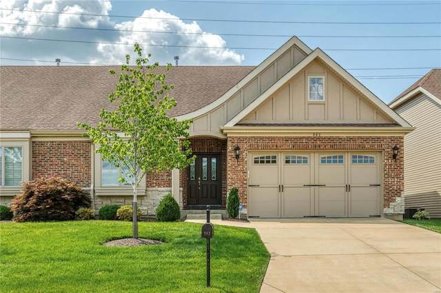 983 Hanna Bend Court, Manchester, MO 63021 (#21055580) :: Terry Gannon | Re/Max Results