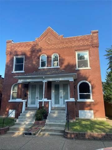 3432 Ohio Avenue, St Louis, MO 63118 (#21055619) :: Realty Executives, Fort Leonard Wood LLC
