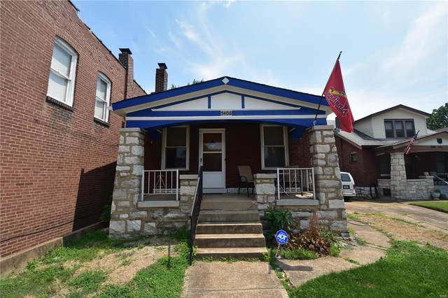 5406 S Kingshighway, St Louis, MO 63109 (#21055701) :: Parson Realty Group