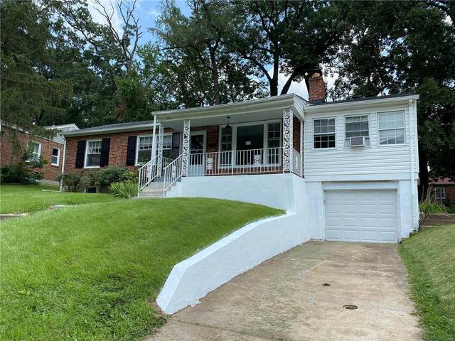 2816 Woodview, St Louis, MO 63121 (#21055714) :: Terry Gannon | Re/Max Results
