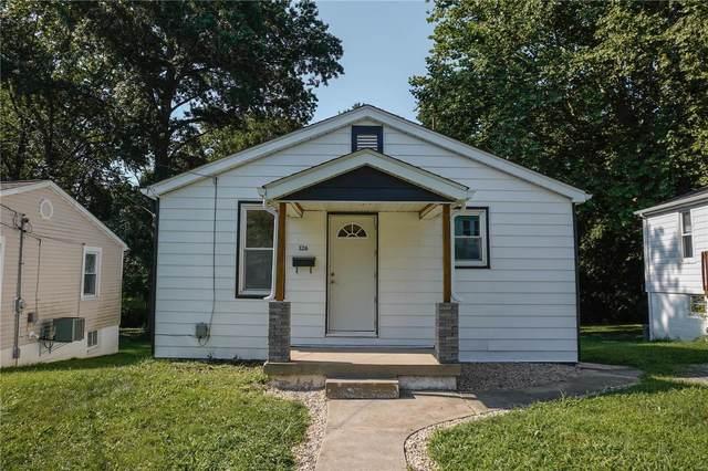 326 Polk Street, Belleview, IL 62220 (#21055724) :: Hartmann Realtors Inc.