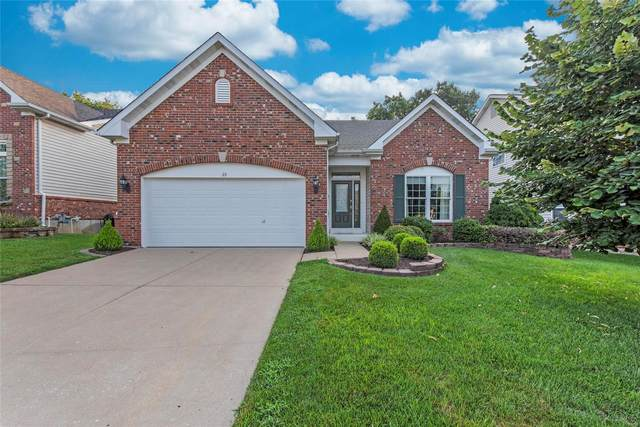 29 Eagle Cove Lane, Saint Charles, MO 63303 (#21055733) :: Terry Gannon | Re/Max Results