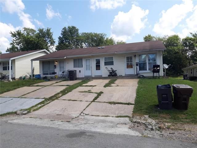 212 John, Troy, MO 63379 (#21055763) :: Clarity Street Realty