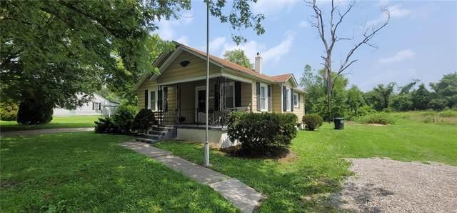 111 Kinder Street, Cahokia, IL 62206 (#21055774) :: Hartmann Realtors Inc.