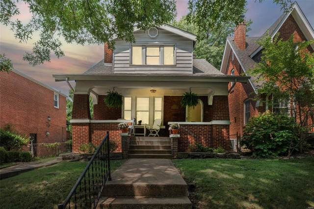 1121 Ralph Terrace, Richmond Heights, MO 63117 (#21055780) :: Parson Realty Group