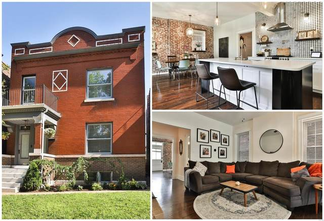 3869 Connecticut Street, St Louis, MO 63116 (#21055801) :: Walker Real Estate Team
