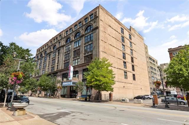 1113 Washington Avenue 510, St Louis, MO 63101 (#21055805) :: Clarity Street Realty