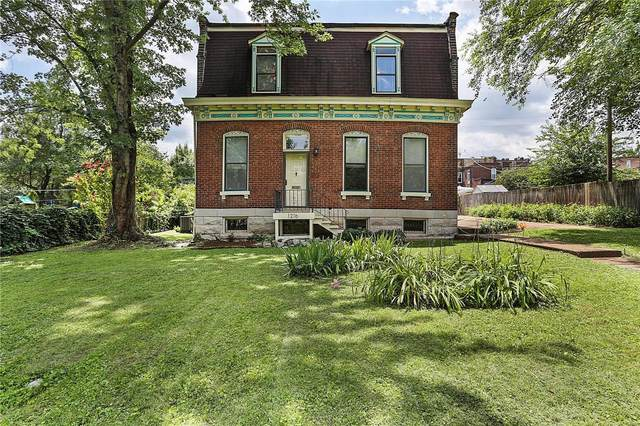 1216 Victor, St Louis, MO 63104 (#21055841) :: Terry Gannon | Re/Max Results