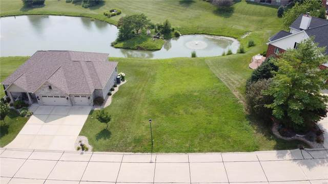 105 Waterfall Court, Glen Carbon, IL 62034 (#21055869) :: Fusion Realty, LLC