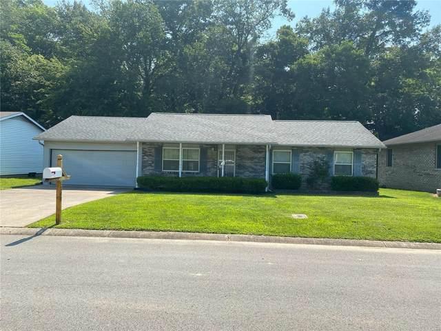 1740 Northwoods Court, Cape Girardeau, MO 63701 (#21055881) :: Walker Real Estate Team