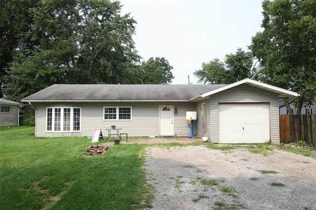 13025 Us Highway 40, Highland, IL 62249 (#21055939) :: Walker Real Estate Team