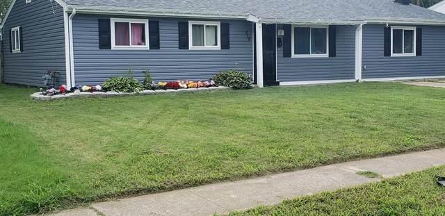 710 Lexington Park W, Florissant, MO 63031 (#21055945) :: Terry Gannon | Re/Max Results