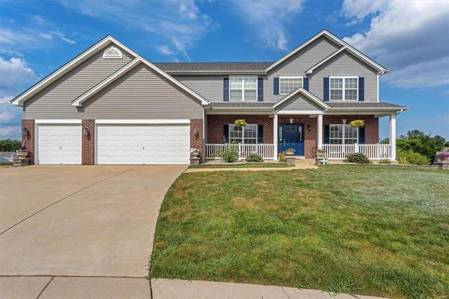 31 Crystal Meadow Court, Wentzville, MO 63385 (#21055993) :: Terry Gannon | Re/Max Results