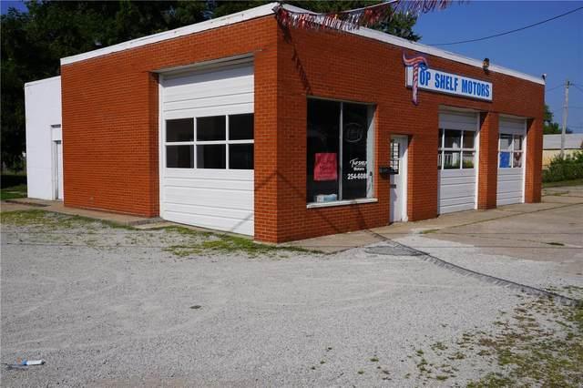 305 W. St. Louis Ave., East Alton, IL 62024 (#21056013) :: Hartmann Realtors Inc.