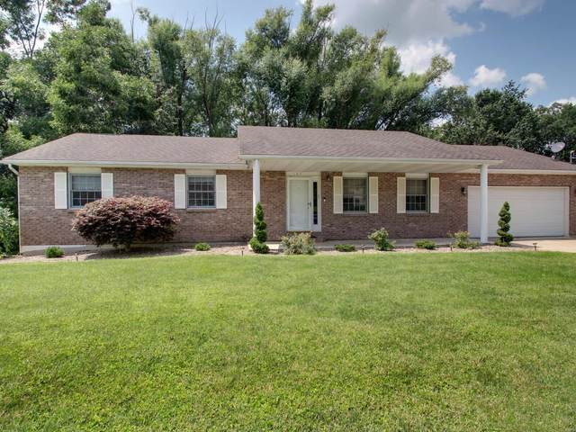 137 Rosewood, Hannibal, MO 63401 (#21056077) :: Parson Realty Group