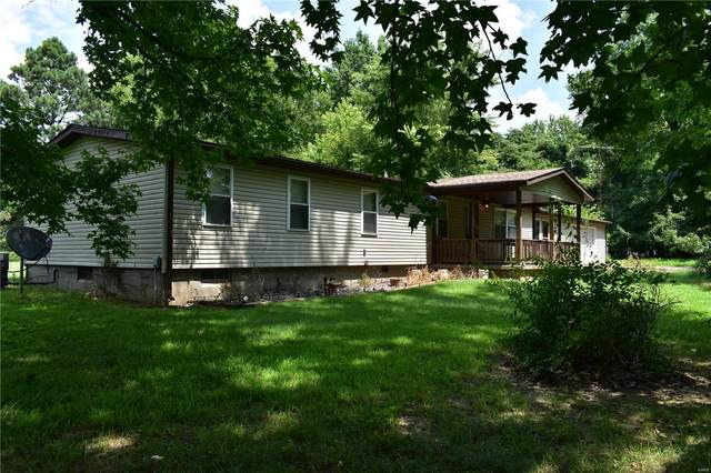 10923 Avery, WEST FRANKFORT, IL 62896 (#21056116) :: Clarity Street Realty