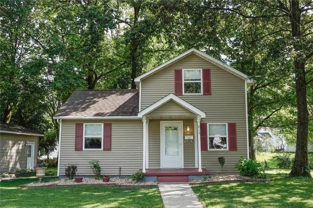 213 E Clay Street, Troy, IL 62294 (#21056242) :: Palmer House Realty LLC