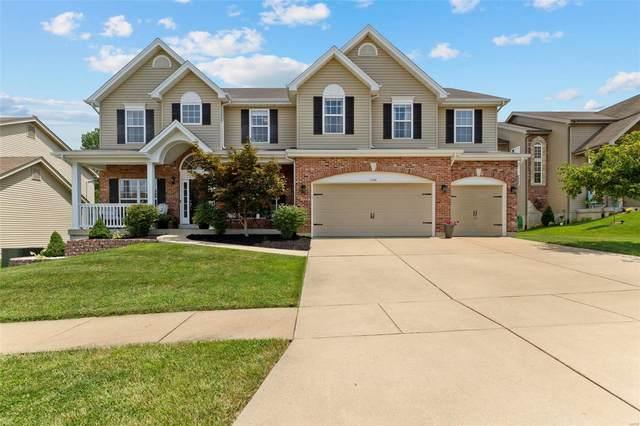 1028 Sable Lane, Arnold, MO 63010 (#21056300) :: Friend Real Estate
