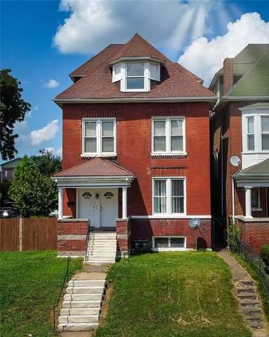 4173 Enright Avenue, St Louis, MO 63108 (#21056318) :: Hartmann Realtors Inc.