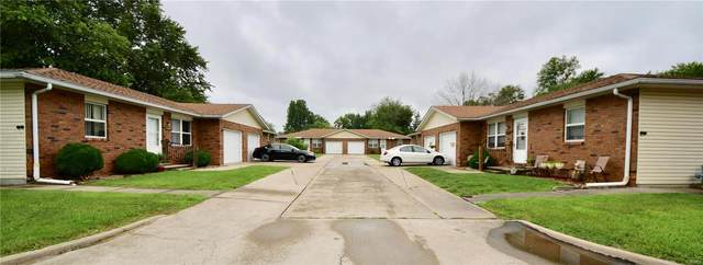 408 E Clay Street, BUNKER HILL, IL 62014 (#21056323) :: Clarity Street Realty