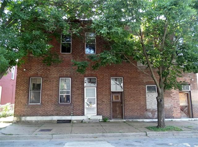 7726 Minnesota Avenue, St Louis, MO 63111 (#21056357) :: Delhougne Realty Group