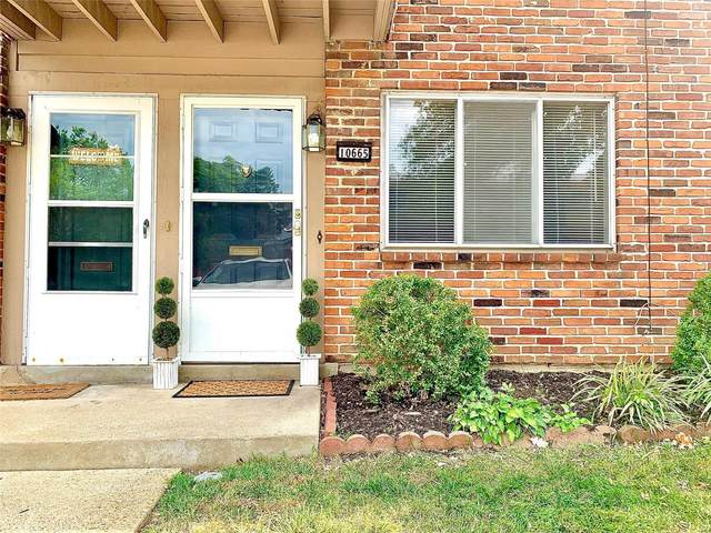 10665 Carroll Wood Way, Unincorporated, MO 63128 (#21056368) :: Terry Gannon | Re/Max Results