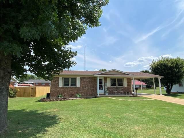 215 Williams, Fredericktown, MO 63645 (#21056486) :: Parson Realty Group