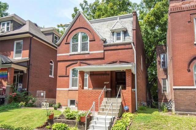 3145 Portis Avenue, St Louis, MO 63116 (#21056503) :: Parson Realty Group